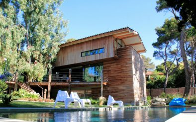 BLR International - maison bio-climatique