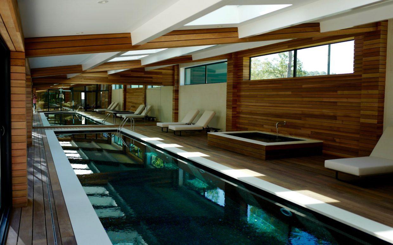 BLR International - espace de remise en forme privé - piscine intérieure
