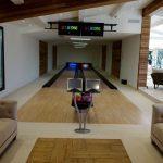 BLR International - espace de remise en forme privé - bowling privé