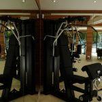 BLR International - espace de remise en forme privé - salle de gym